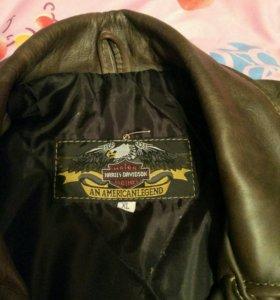 Куртка кожанная-косуха