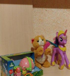 Игрушки Elc, Hasbro, My little Pony