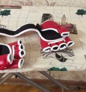 Перчатки для SAMBO,ММА.Доставка