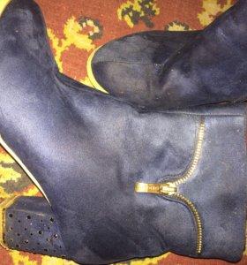 Ботинки демисезонные 37 размер