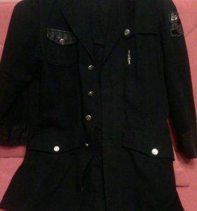 Пальто новое брендовое,....культовое...