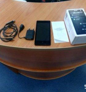 Мобильный телефон ZTE Blade GF3 Black