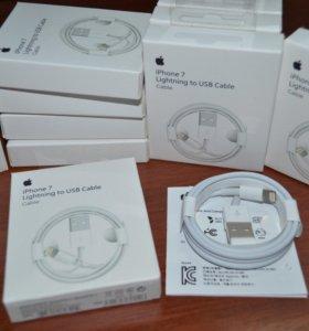 Зарядка для IPhone 5/5s/6/6s/7/8 Айфон оригинал