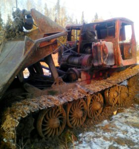 Трловочни трактор т4