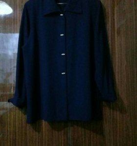 Блуза 56 размера