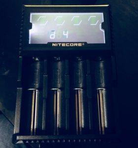 Зарядка для аккумуляторных батареек 18650