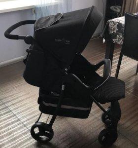 Новая прогулочная коляска с рождения