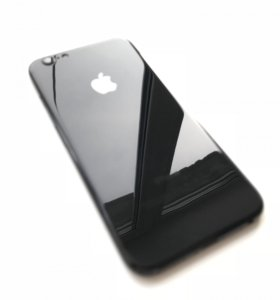 Корпус для iPhone 6 в стиле iPhone 7 оникс