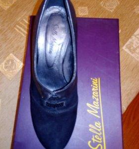 Туфли натуральные 36