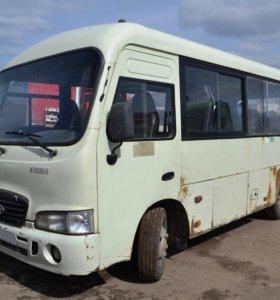 Автобус HYUNDAI HD SWB County