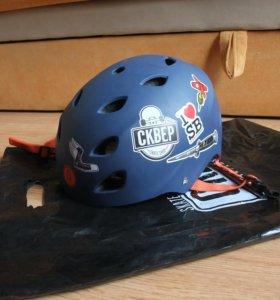 Шлем Los Raketos - raketa для скейта, роликов и тд