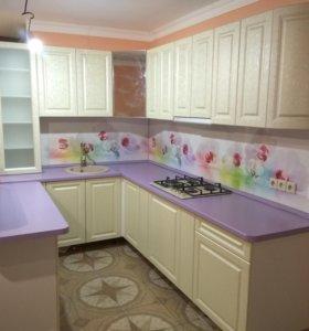 Сборка мебели, кухни, шкаф-купе, изготовление
