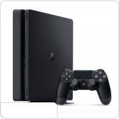 Почти новая PS4 Slim