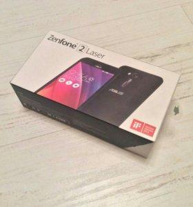 Смартфон ASUS ZenFone 2 ZE550KL Laser,чёрный, 32gb