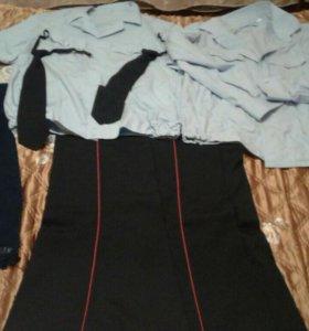 Одежда полиции