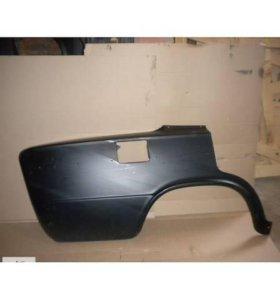 Новое железо для ВАЗ 2106