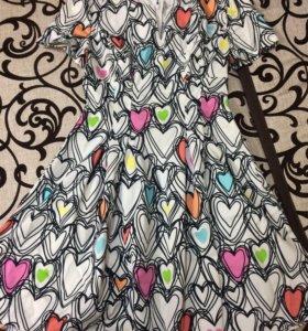 Миленькое летнее платье