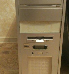 Системный блок компьютер Pentium