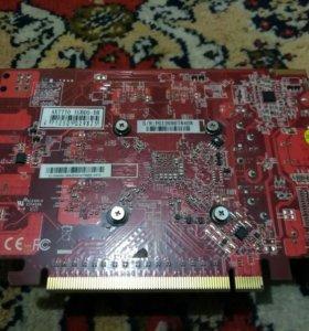 Видеокарта Power Color HD7770 series.