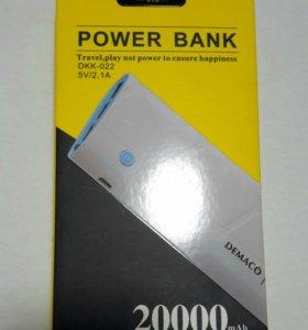 Power bank Demaco 20000mah
