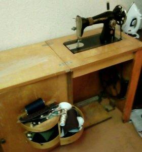 Швейная машинка, ножная