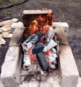 Топливные брикеты-замена дровам