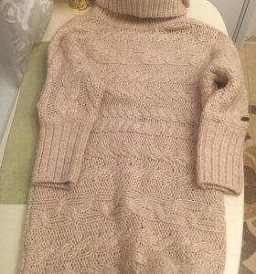 Шерстяное платье Hilfiger
