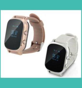 Детские GPS Часы Smart Baby Watch T58