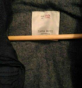Куртка для мальчика Зара,рост 164