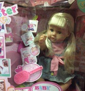 Кукла сестричка Baby Born аналог