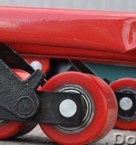 Наплавка колёс