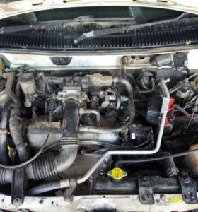 Mazda Demio 1.3 механика 83 л.с
