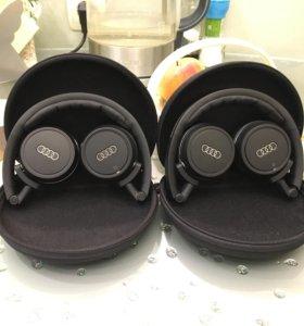 Наушники Audi Headset Bluetooth