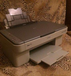 Принтер (сканер)