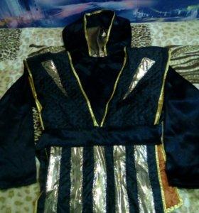 Карнавальный костюм самурая