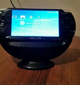 PSP 2008 + множество новых аксессуаров