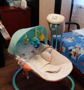 Продаю электронные качели Happy baby