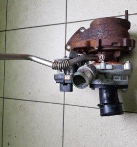 Турбина Форд Транзит 2.2 евро-5 на 155 л.с