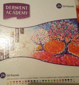 Масляная пастель Derwent