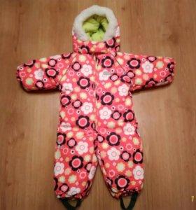 Детский комбинезон(зима)