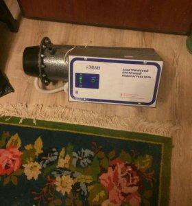 Водонагреватель проточный ,24 киловат