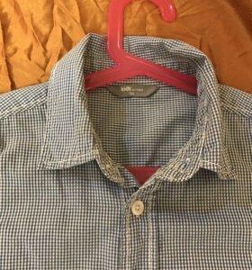 Рубашка на мальчика lindex