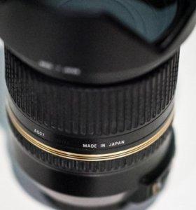 Объектив Тамрон 24-70 f2.8 F Nikon