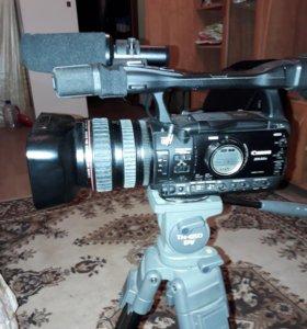 Видиокамера профессиональная КЕНОН XHG1/XHA1