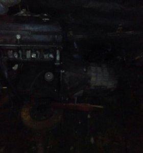 Двигатель 2104