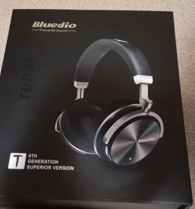Наушники Bluedio Т4+