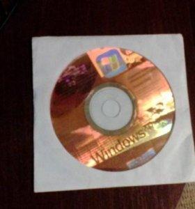 Windows XP Home Edition (SP2).Лицензия