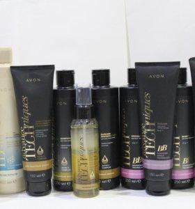 уход за волосами avon шампуни бальзамы сыворотки