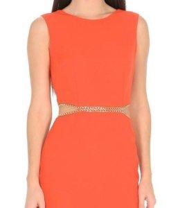 Новое платье Love Republic 42 красное