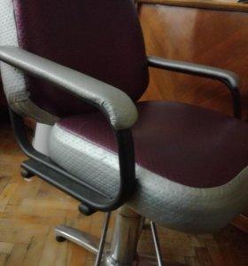 Кресло парикмахера Гидравлика